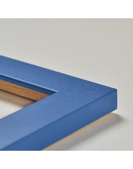 Cadre uni (3 cm) - 4 coloris
