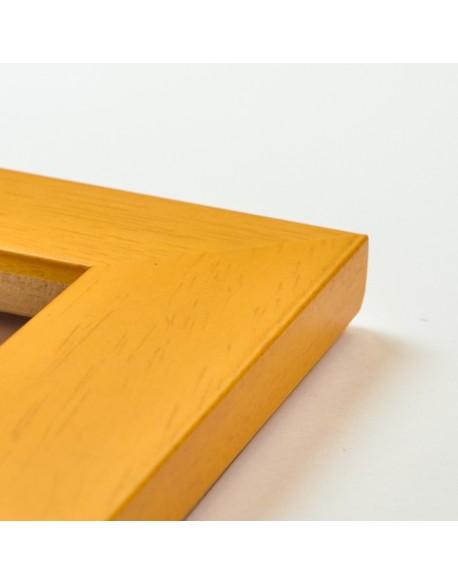 Cadre mat (4 cm) - 10 coloris