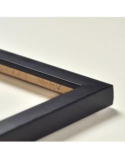 Cadre mat (1,5 cm) - 5 coloris