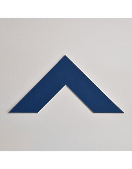 Passe-partout bleu de Delft