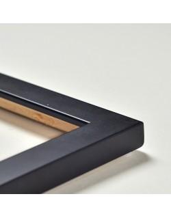Cadre mat (2 cm) - 6 coloris