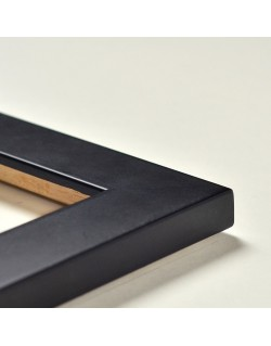 Cadre mat (3 cm) - 4 coloris