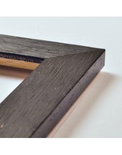 Cadre strié plat - 3 coloris